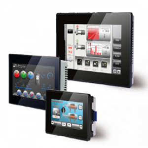 Exor eTOP600 True Glass HMI