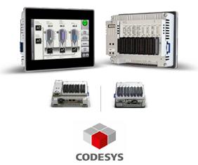 Exor HMI+PLC+I/O oihjausjärjestelmä