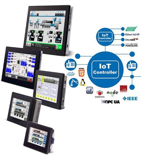 Exor x700 IIoT controller